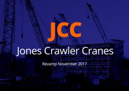 Jones Crawler Cranes Blog