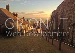Orion Web Development Blog Entry