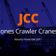 Jones Crawler Cranes Blog