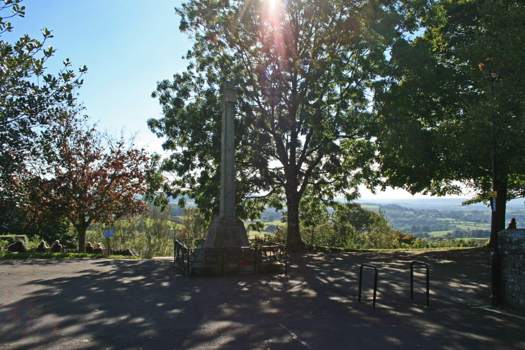 Shaftesbury Park Walk War Memorial 03