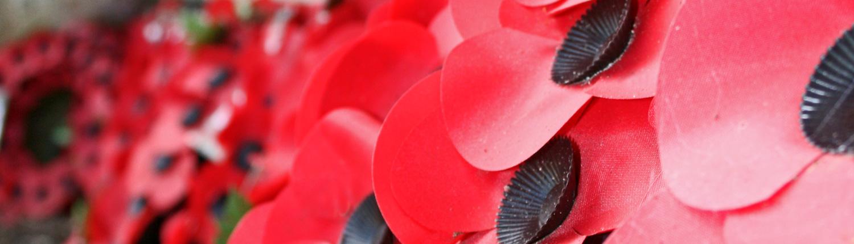 Shaftesbury Remembers Banner - Tisbury War Memorial