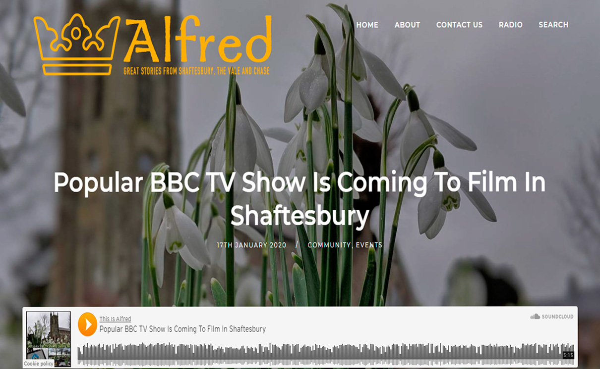 BBC Countryfile Coming To Shaftesbury